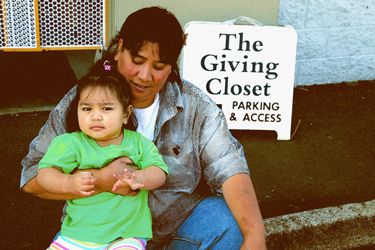 Giving Closet - We Provide
