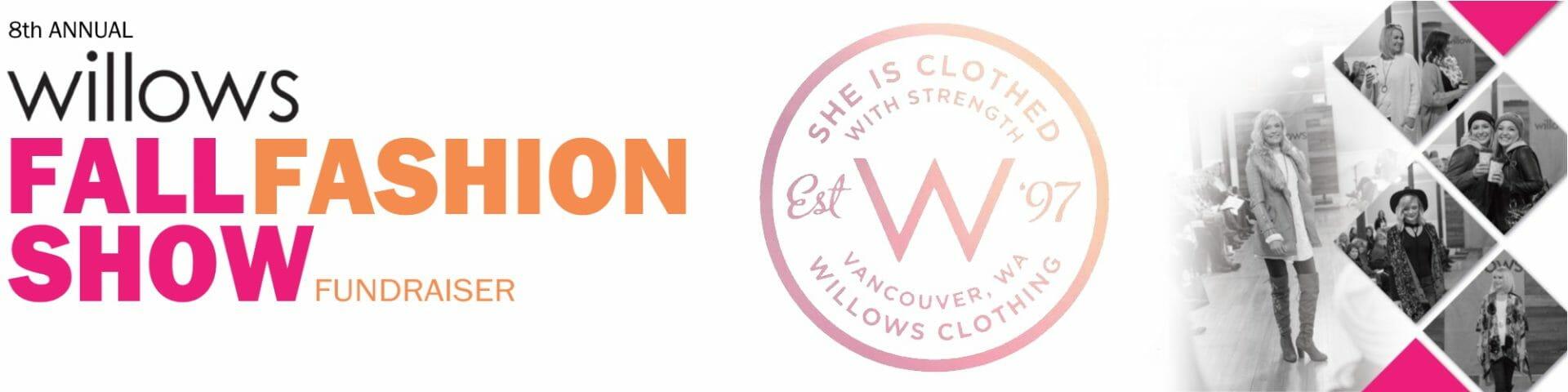Willows Fall Fashion Show